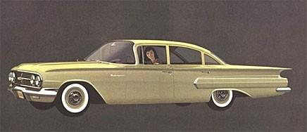Grattis Chevrolet Biscayne!
