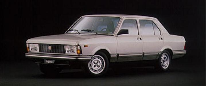 Grattis Fiat Argenta!