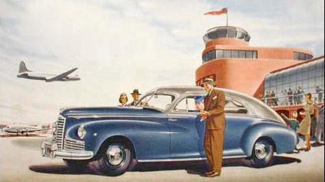 Grattis Packard Clipper!