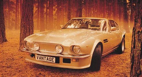 Grattis Aston Martin Vantage!