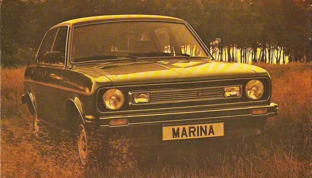 Grattis Morris Marina!