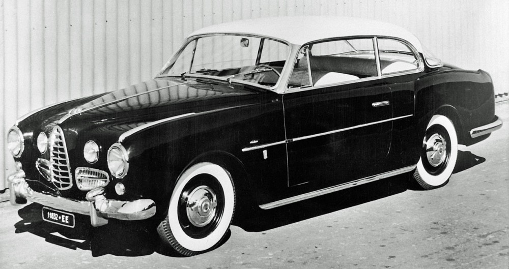 Grattis Volvo Elisabeth!