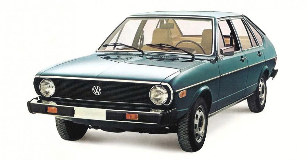 Grattis Volkswagen Dasher!