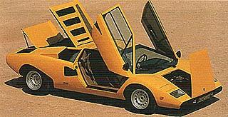 Grattis Lamborghini Countach!