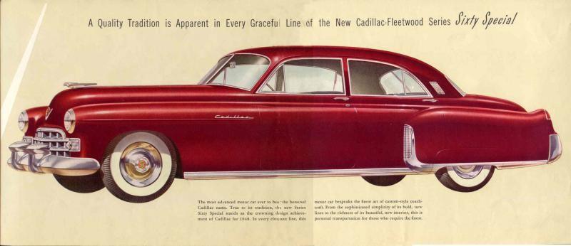 Grattis Cadillac Fleetwood!