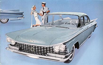 Grattis Buick LeSabre!
