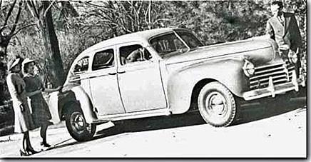 Grattis Chrysler Saratoga!