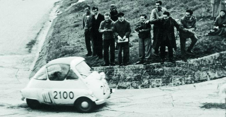 Grattis BMW och ISO Isetta!