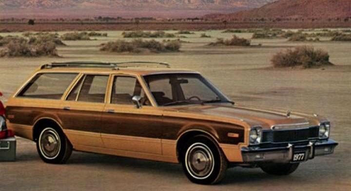 Grattis Dodge & Chrysler Aspen!
