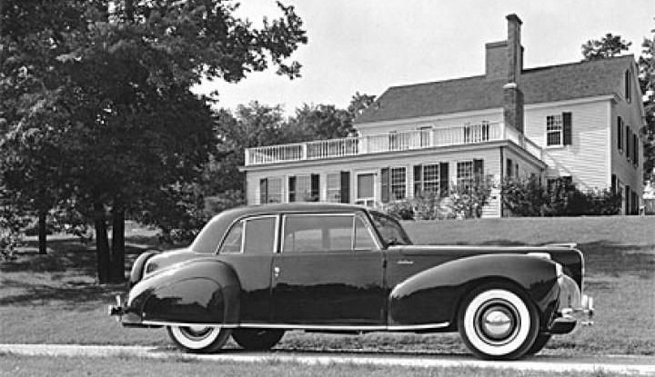 Grattis Lincoln Continental!