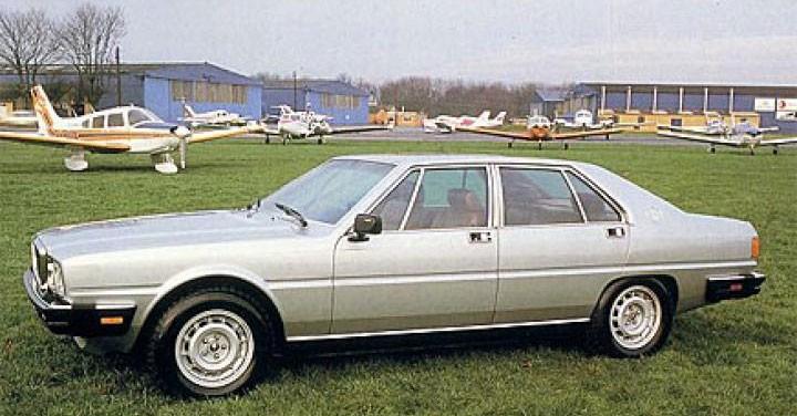 Grattis Maserati Quattroporte!