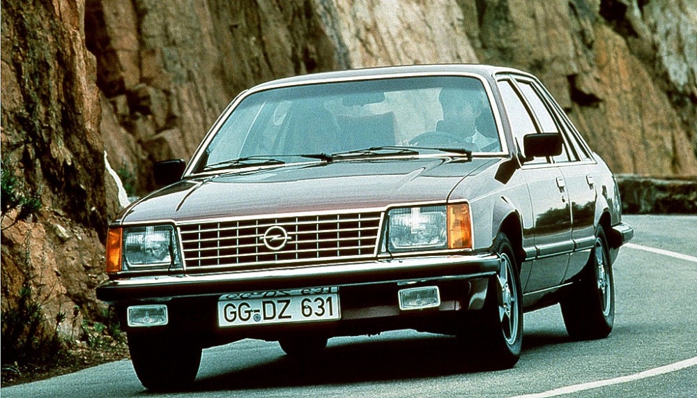 Grattis Opel Senator!