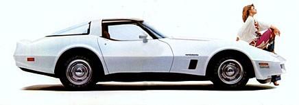 Grattis Chevrolet Corvette!