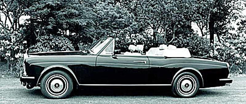 Grattis Rolls-Royce Corniche!