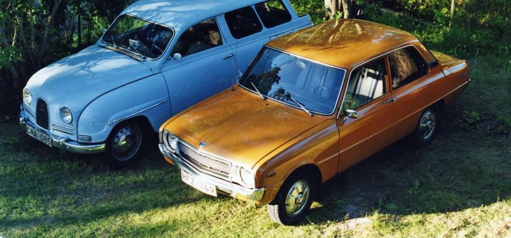Claes minns sin Mazda 1300