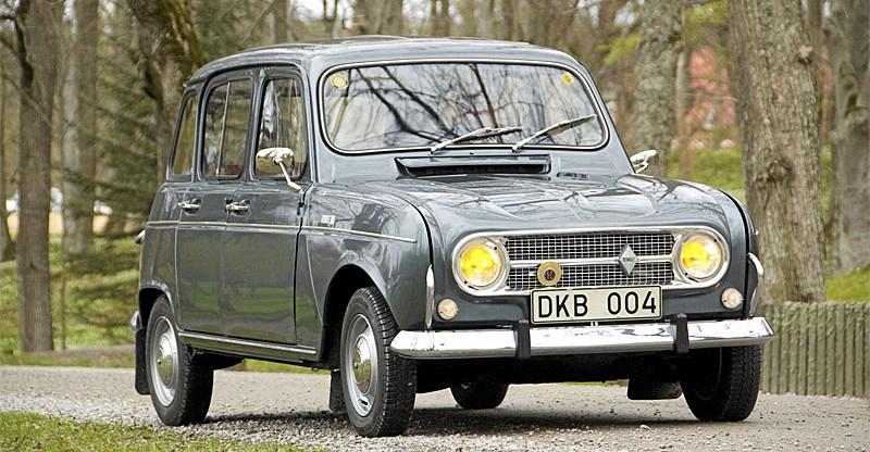 Renault 4 – skrytig 50-åring