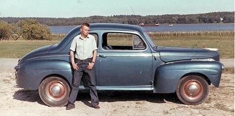 Ford coupé till moppepris