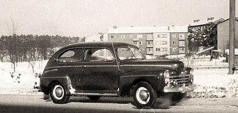 Elgitarr blir Saab, blir Ford