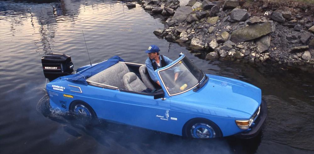Saab 99: Till haaaaavs