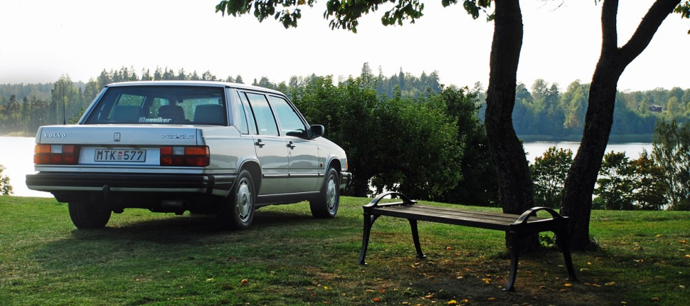 Volvo 760: Snabba affärer