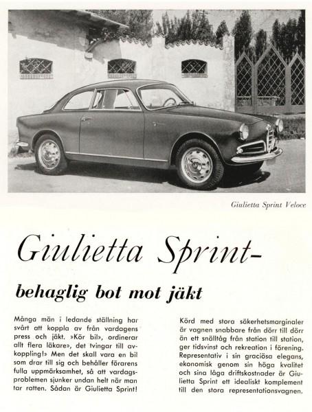 Doktorns recept: Alfa Romeo