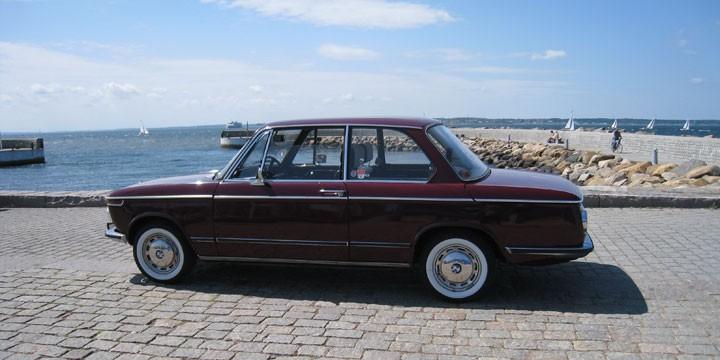 Historien om min BMW 1802
