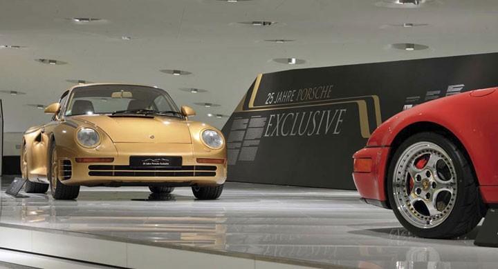 Porsche Exclusive firar 25 år