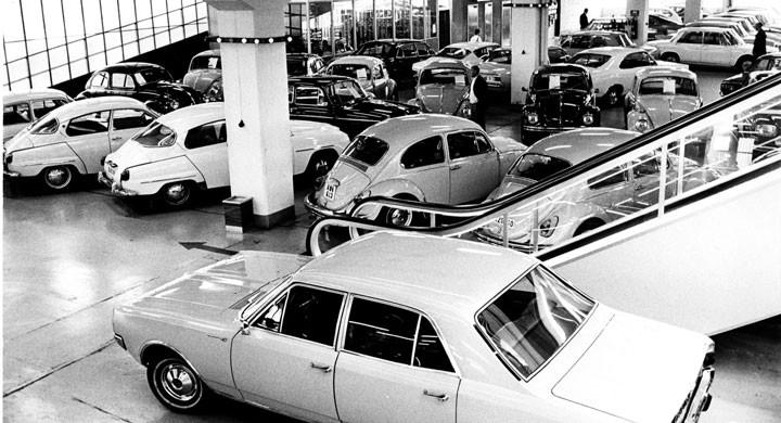 Sälj din bil på Träffpunkt 70