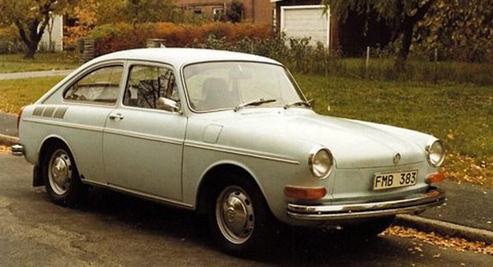 VW 1600 TL: En mänsklig bil