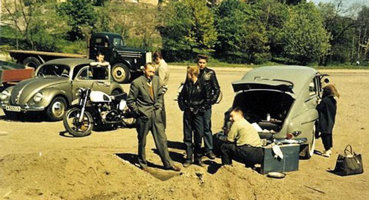 Söndagsnöje 1961