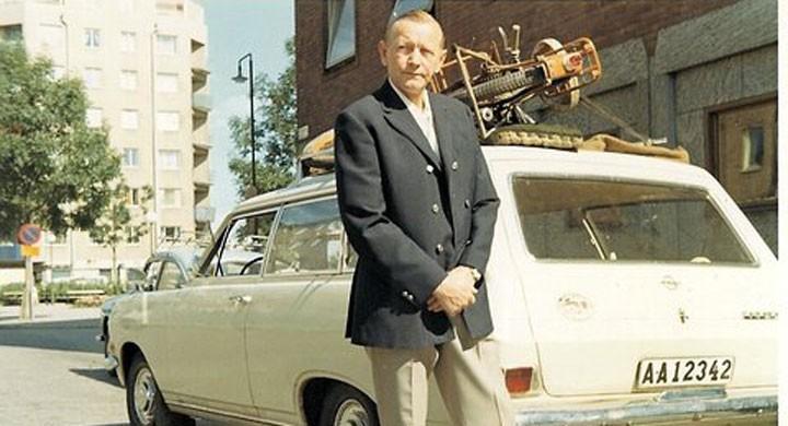 Opel Caravan till Kopparberg