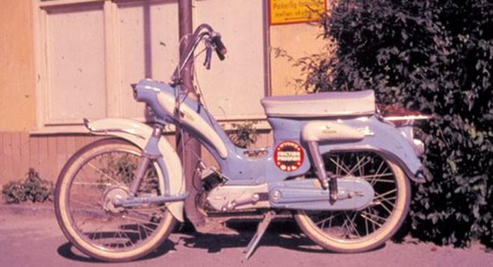 Min moped: Storvickyn
