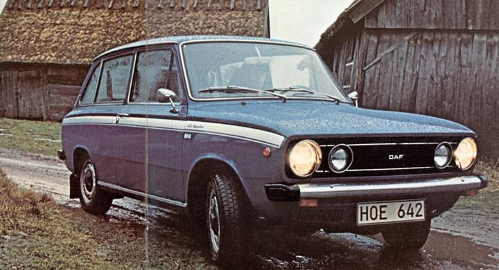 Rädda en Daf/Volvo 66