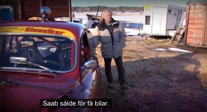 Del två av TV-serien om Saab