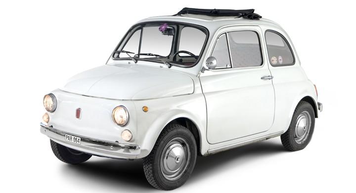 Fiat Nuova 500:  Små barn – små bekymmer
