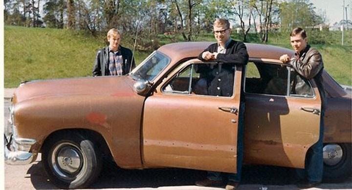 Ford Custom: Filmbilen