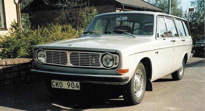 Dirty dog dödade fin Volvo