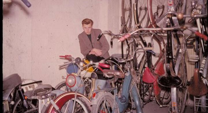 Cykelrummet – en skattkammare