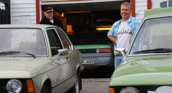 Gröna bilister i Sigtuna
