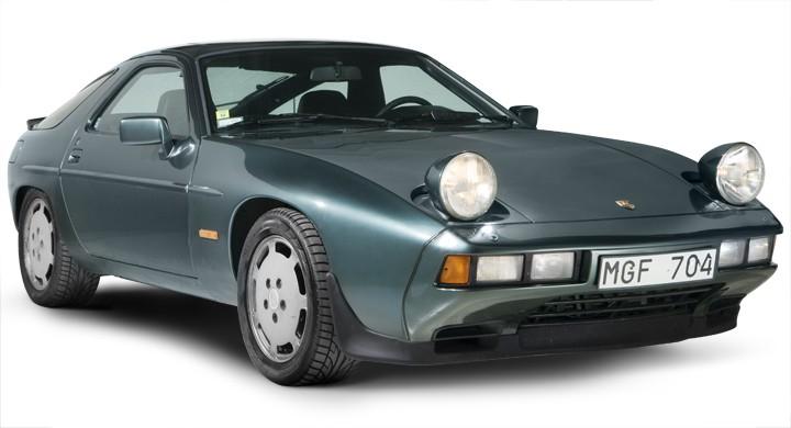 Porsche 928 – sportbiffen!