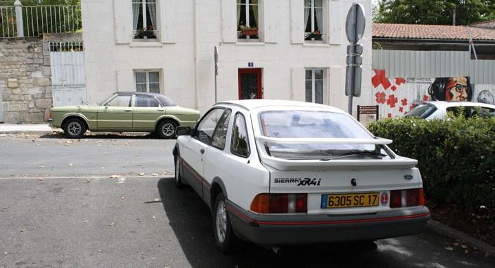 Bilspaning på franska