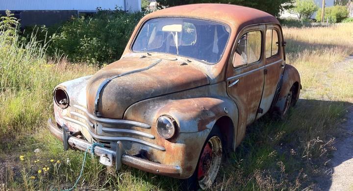 Svar på tal om Renault 4CV