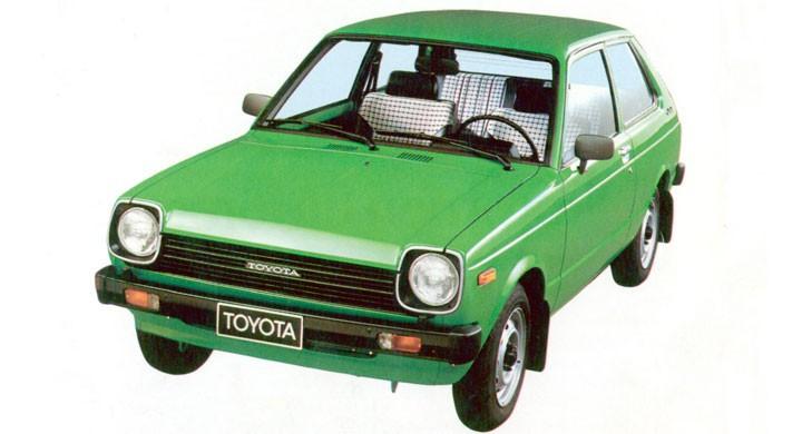 Rädda en Toyota Starlet