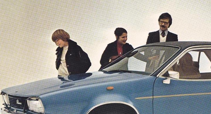 Leyland Sverige 1977