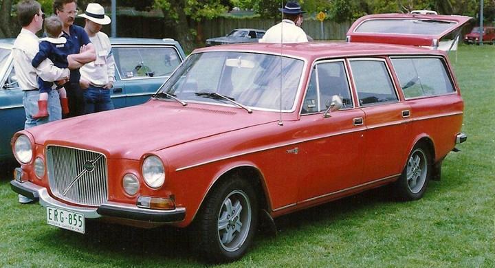 Fabriksbyggd Volvo 165!