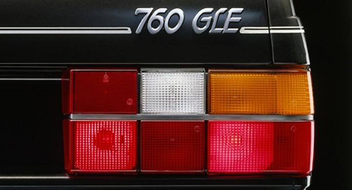 Grattis Volvo 760!