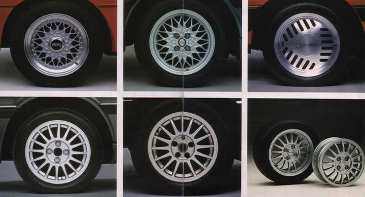 Audi GT – däckad!?