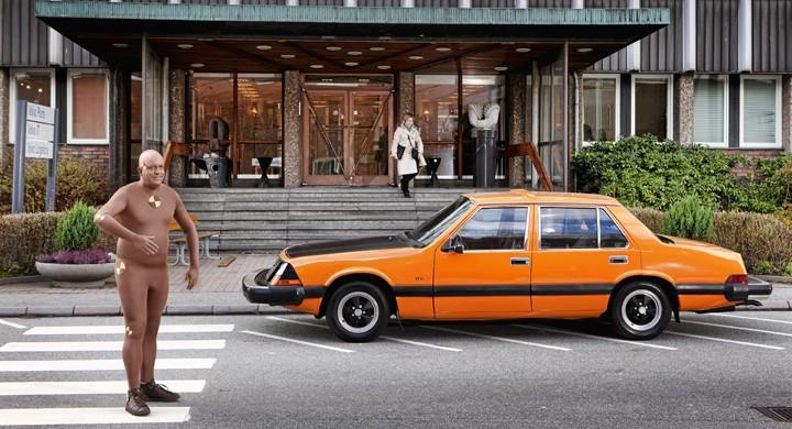 Volvos säkerhetsbil fyller 40!