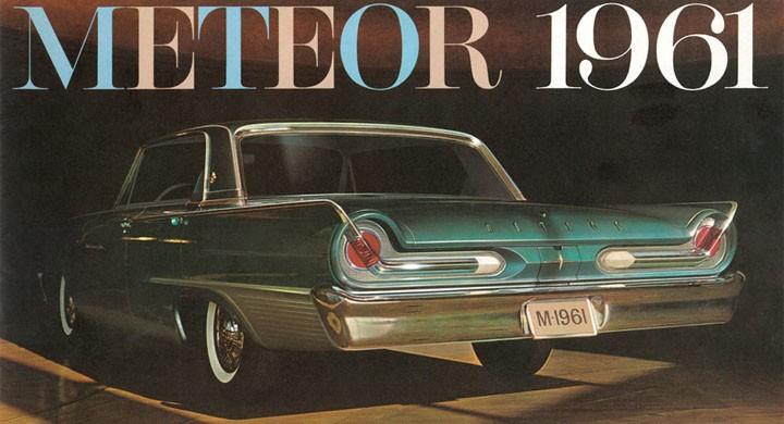 Fords kanadensiska kusin, Meteor