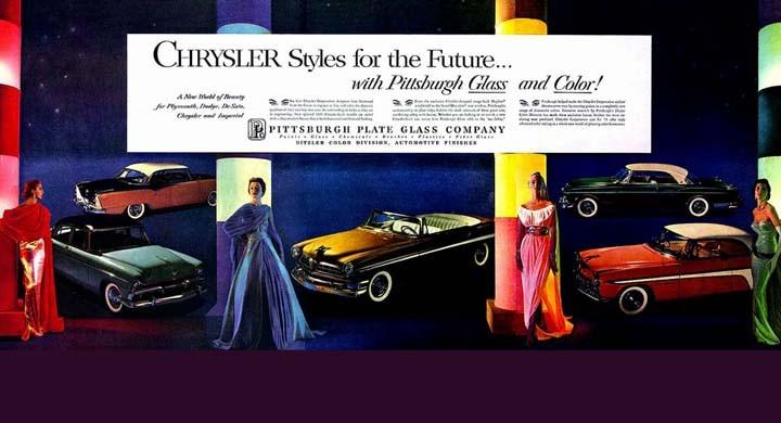 Chryslers hundramiljonersbil